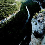 El cañón del río Ebro