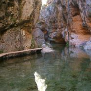 Ruta por los estrechos del río Ebrón