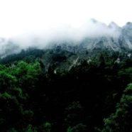 Hacia el Torreón en la Sierra de Grazalema